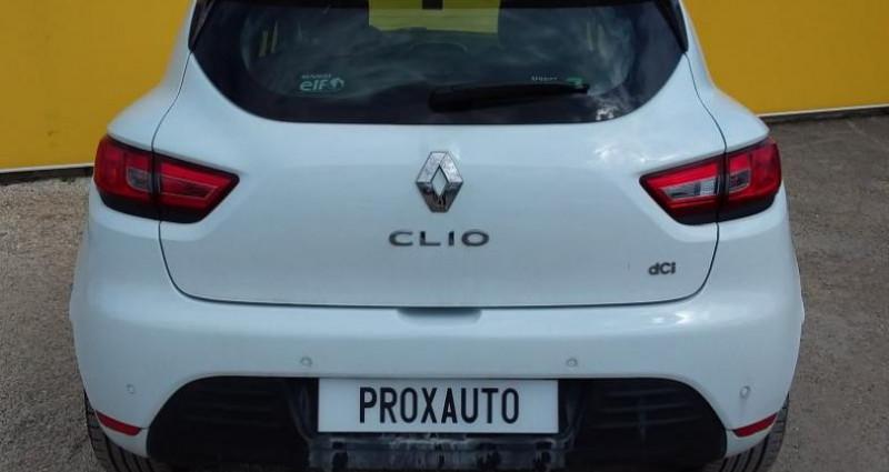 Renault Clio IV BUSINESS dCi 75 Energy Blanc occasion à Fontenay-le-vicomte - photo n°5
