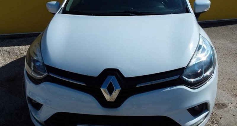 Renault Clio IV BUSINESS dCi 75 Energy Blanc occasion à Fontenay-le-vicomte - photo n°2