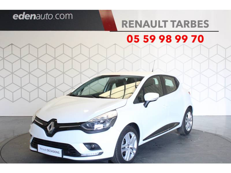 Renault Clio IV BUSINESS dCi 75 Energy Blanc occasion à TARBES