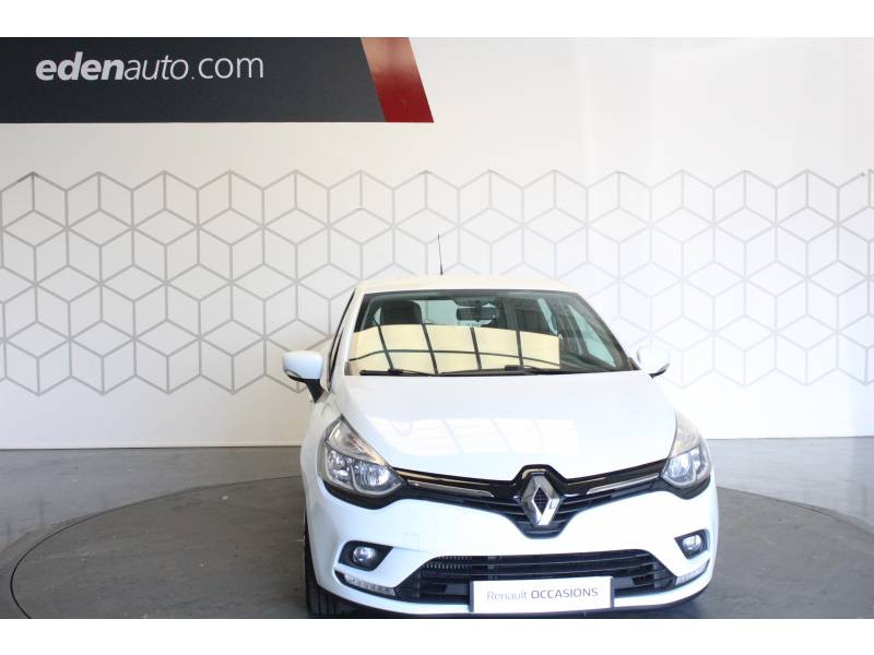 Renault Clio IV BUSINESS dCi 75 Energy Blanc occasion à TARBES - photo n°2