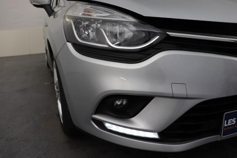 Renault Clio IV BUSINESS dCi 75 Energy Gris occasion à Mérignac - photo n°8
