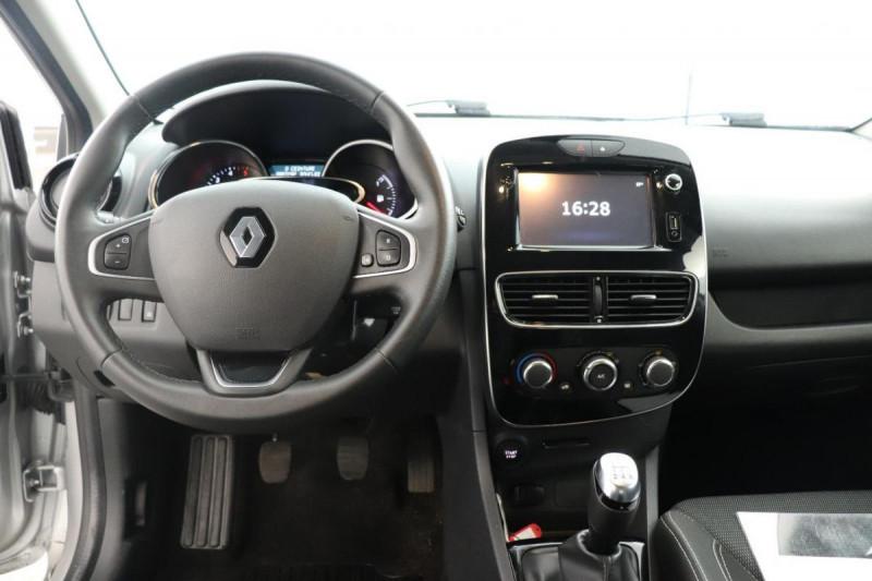 Renault Clio IV BUSINESS dCi 75 Energy Gris occasion à Mérignac - photo n°4
