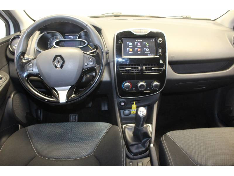 Renault Clio IV BUSINESS dCi 75 Blanc occasion à TARBES - photo n°14