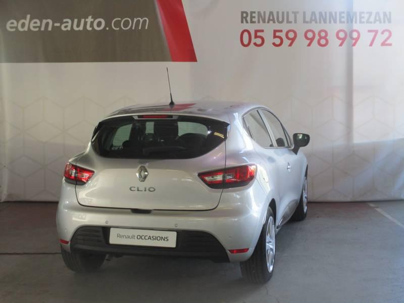 Renault Clio IV BUSINESS dCi 90 E6C Gris occasion à Lannemezan - photo n°2