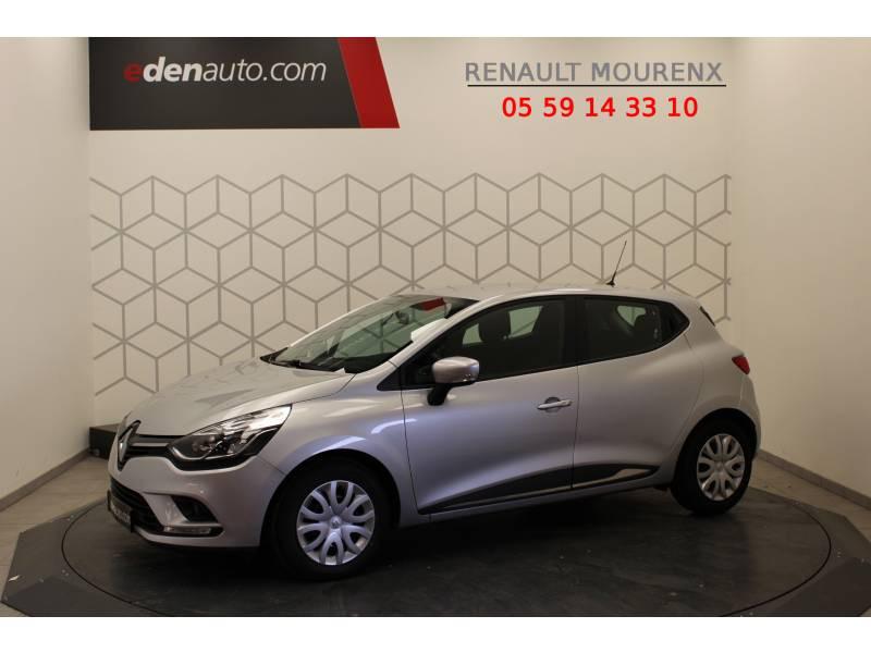 Renault Clio IV BUSINESS dCi 90 E6C Gris occasion à MOURENX