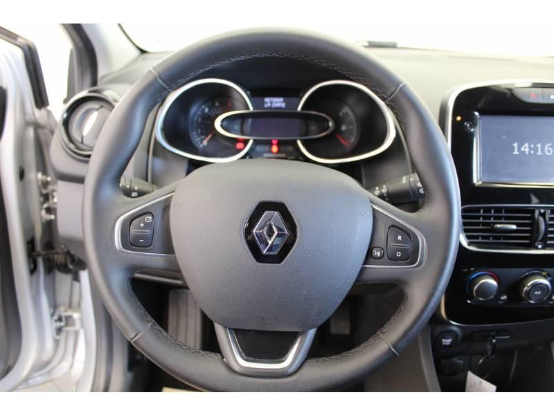Renault Clio IV BUSINESS dCi 90 E6C Gris occasion à MOURENX - photo n°8