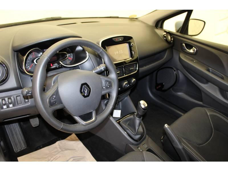 Renault Clio IV BUSINESS dCi 90 E6C Gris occasion à MOURENX - photo n°2