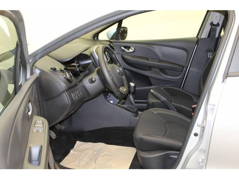 Renault Clio IV BUSINESS dCi 90 E6C Gris occasion à MOURENX - photo n°5