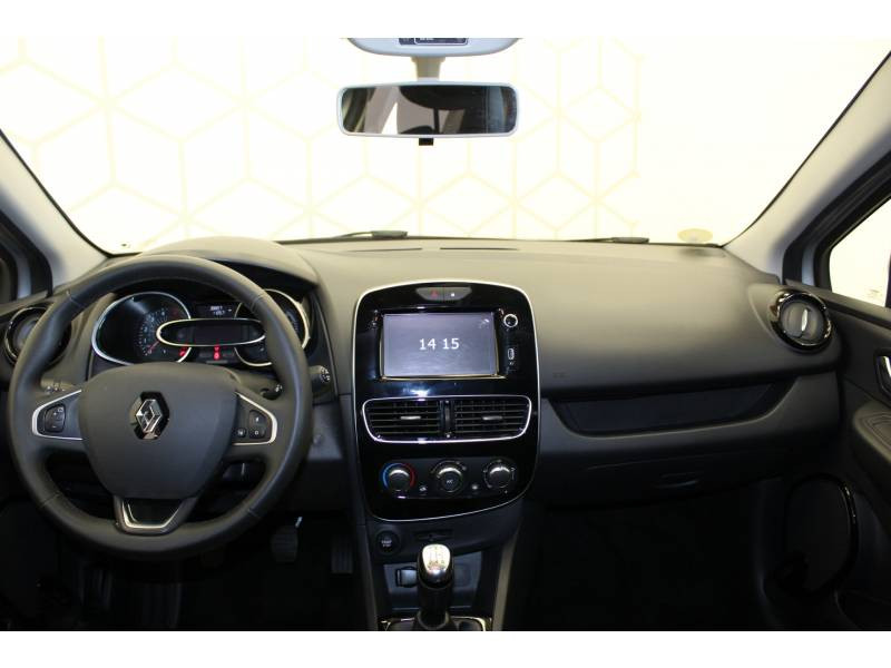 Renault Clio IV BUSINESS dCi 90 E6C Gris occasion à MOURENX - photo n°7