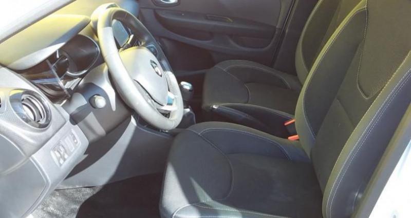 Renault Clio IV BUSINESS dCi 90 Energy 82g Blanc occasion à Fontenay-le-vicomte - photo n°7