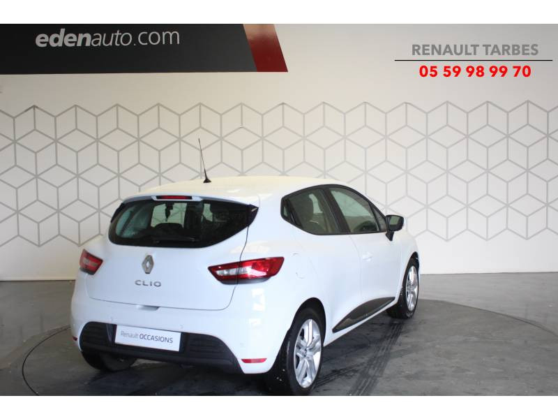 Renault Clio IV BUSINESS dCi 90 Energy 82g Blanc occasion à TARBES - photo n°5