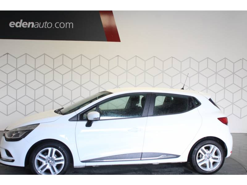 Renault Clio IV BUSINESS dCi 90 Energy 82g Blanc occasion à TARBES - photo n°3