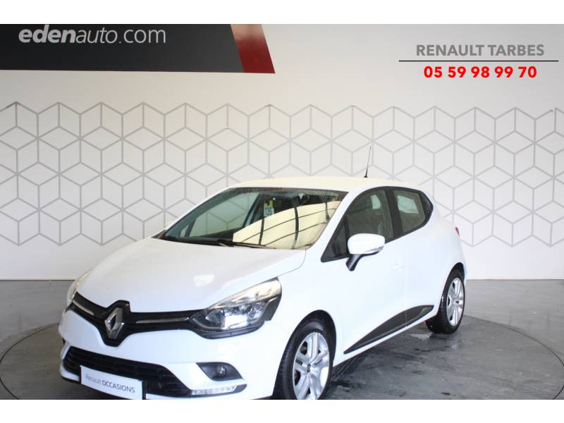 Renault Clio IV BUSINESS dCi 90 Energy 82g Blanc occasion à TARBES