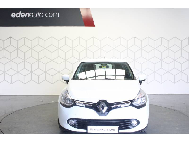 Renault Clio IV BUSINESS dCi 90 Energy eco2 82g Blanc occasion à TARBES - photo n°2