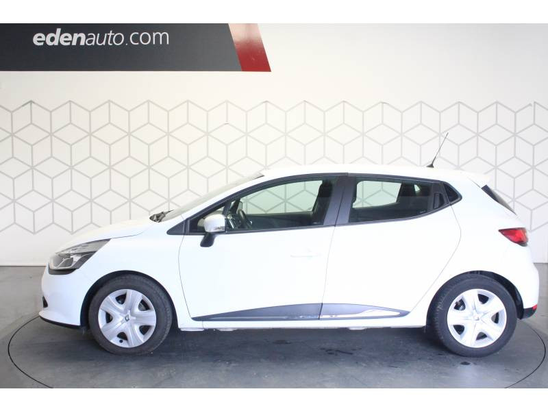 Renault Clio IV BUSINESS dCi 90 Energy eco2 82g Blanc occasion à TARBES - photo n°3