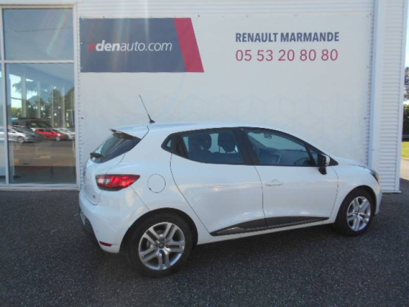 Renault Clio IV BUSINESS dCi 90 Energy eco2 82g Blanc occasion à Sainte-Bazeille - photo n°2