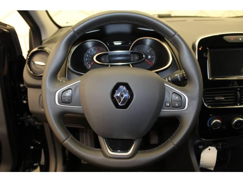 Renault Clio IV BUSINESS TCe 90 E6C Noir occasion à Orthez - photo n°8