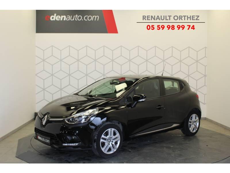 Renault Clio IV BUSINESS TCe 90 E6C Noir occasion à Orthez