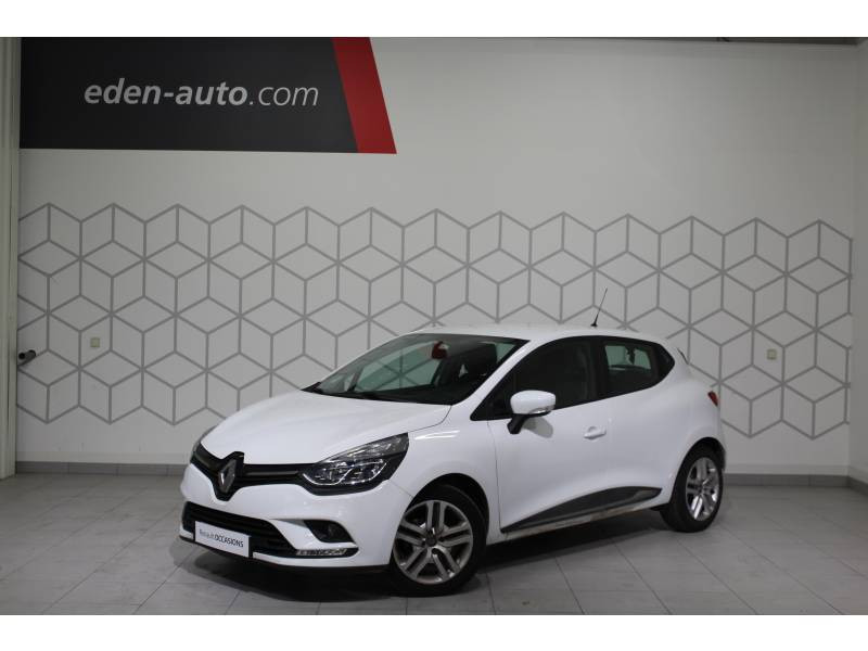 Renault Clio IV BUSINESS TCe 90 Energy Blanc occasion à Biarritz