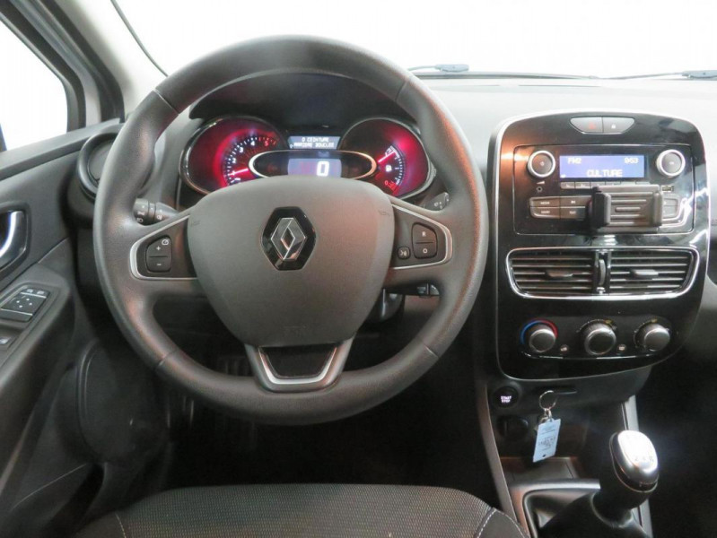 Renault Clio IV dCi 75 Energy Life Blanc occasion à QUIMPER - photo n°2