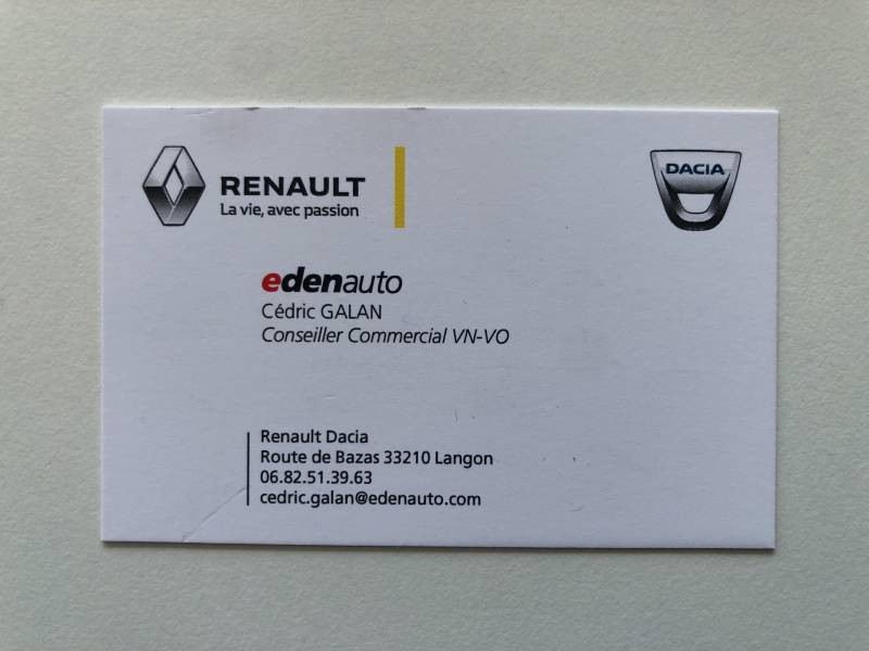 Renault Clio IV dCi 75 Energy Limited Gris occasion à Langon - photo n°10