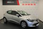 Renault Clio IV dCi 75 Energy SL Limited Gris à MIMIZAN 40