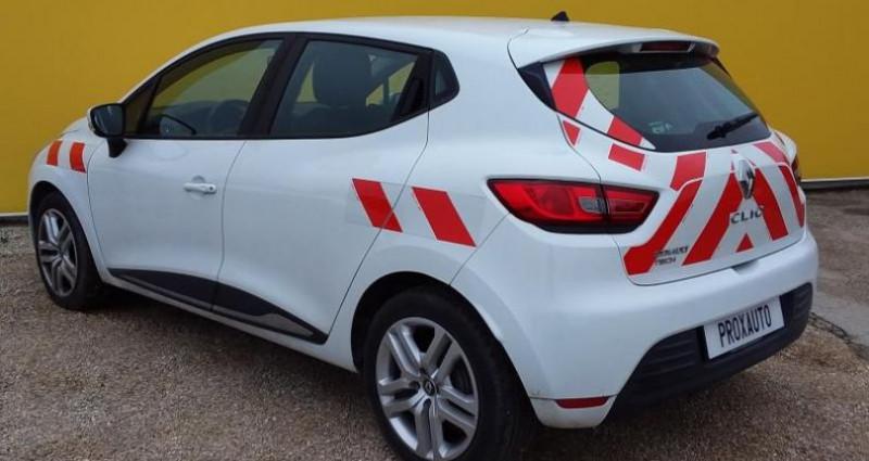 Renault Clio IV dCi 75 Energy Zen Blanc occasion à Fontenay-le-vicomte - photo n°6