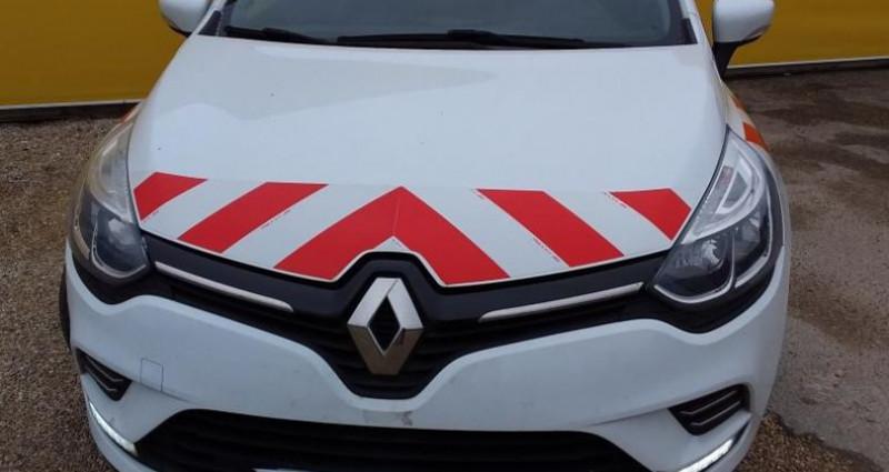 Renault Clio IV dCi 75 Energy Zen Blanc occasion à Fontenay-le-vicomte - photo n°2