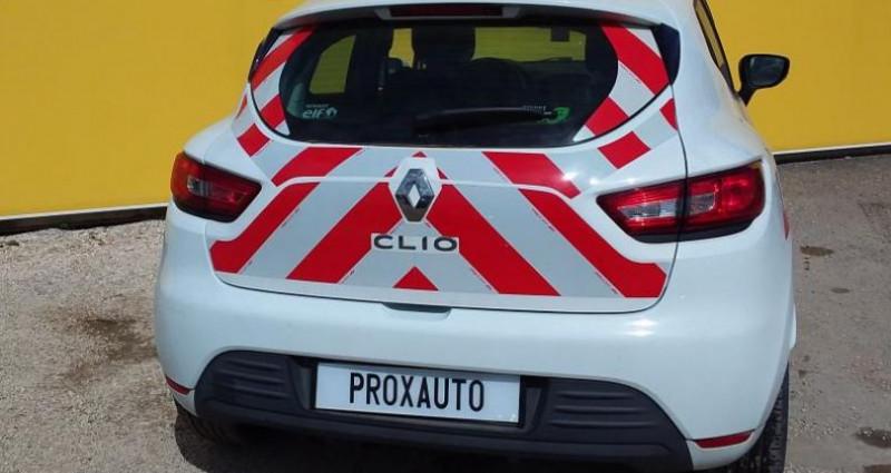 Renault Clio IV dCi 75 Energy Zen Blanc occasion à Fontenay-le-vicomte - photo n°5