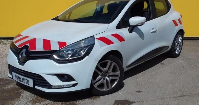 Renault Clio IV dCi 75 Energy Zen Blanc occasion à Fontenay-le-vicomte