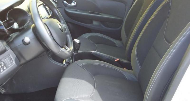 Renault Clio IV dCi 75 Energy Zen Blanc occasion à Fontenay-le-vicomte - photo n°7