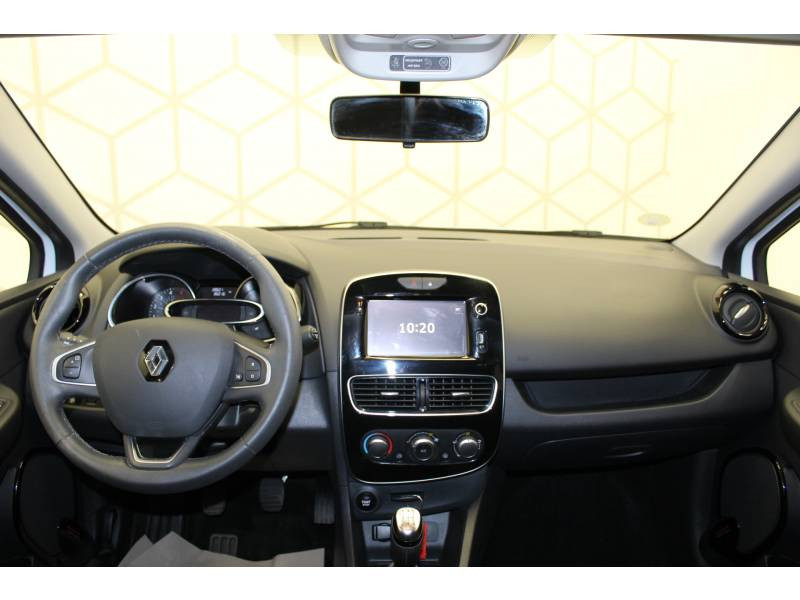 Renault Clio IV dCi 75 Energy Zen Blanc occasion à Orthez - photo n°7