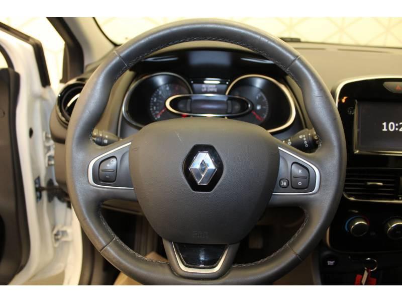 Renault Clio IV dCi 75 Energy Zen Blanc occasion à Orthez - photo n°8