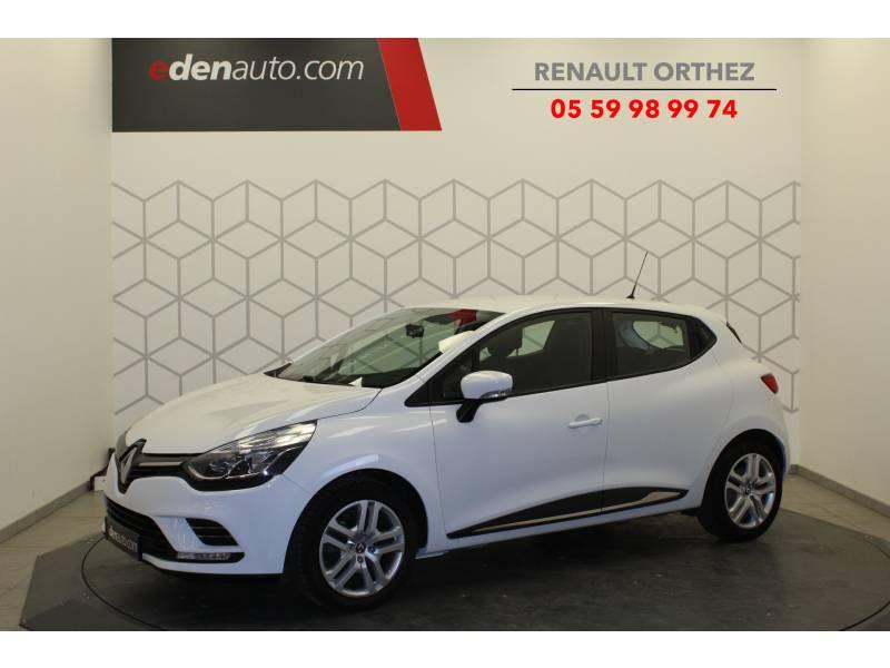 Renault Clio IV dCi 75 Energy Zen Blanc occasion à Orthez