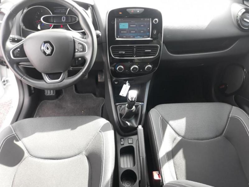 Renault Clio IV dCi 75 Energy Zen Blanc occasion à COUTANCES - photo n°5