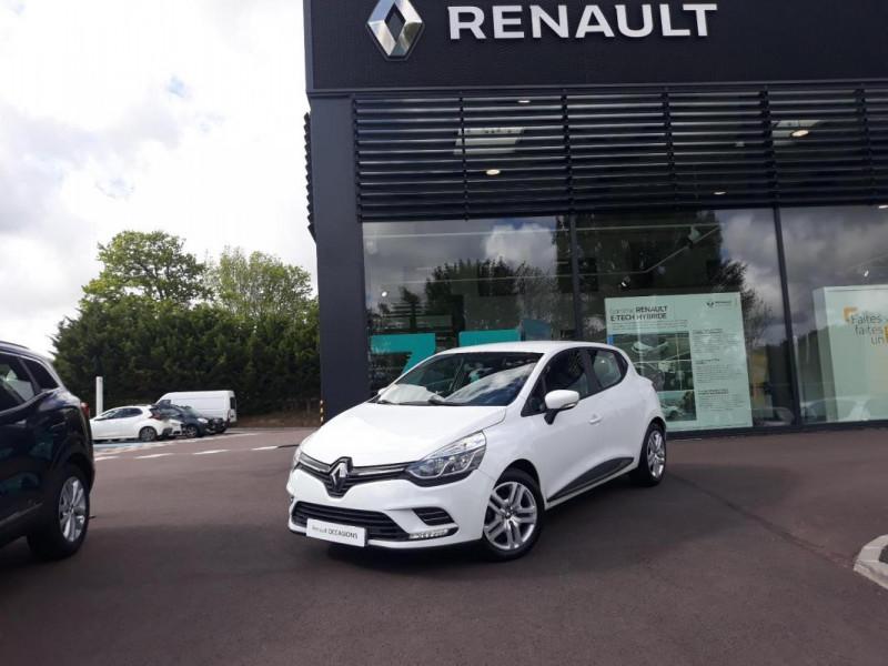Renault Clio IV dCi 75 Energy Zen Blanc occasion à COUTANCES