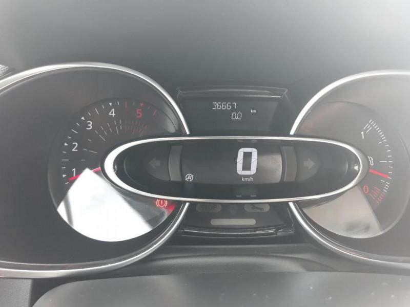 Renault Clio IV dCi 75 Energy Zen Blanc occasion à COUTANCES - photo n°4