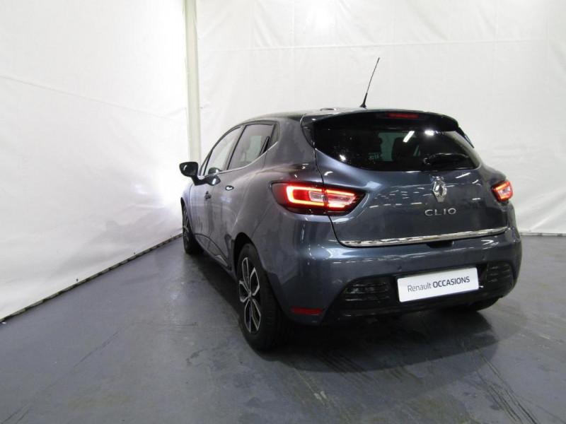 Renault Clio IV dCi 90 E6C Intens Gris occasion à PONTIVY - photo n°4