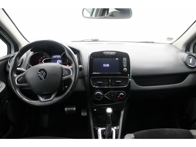 Renault Clio IV dCi 90 Energy Edition One EDC Blanc occasion à LESCAR - photo n°6