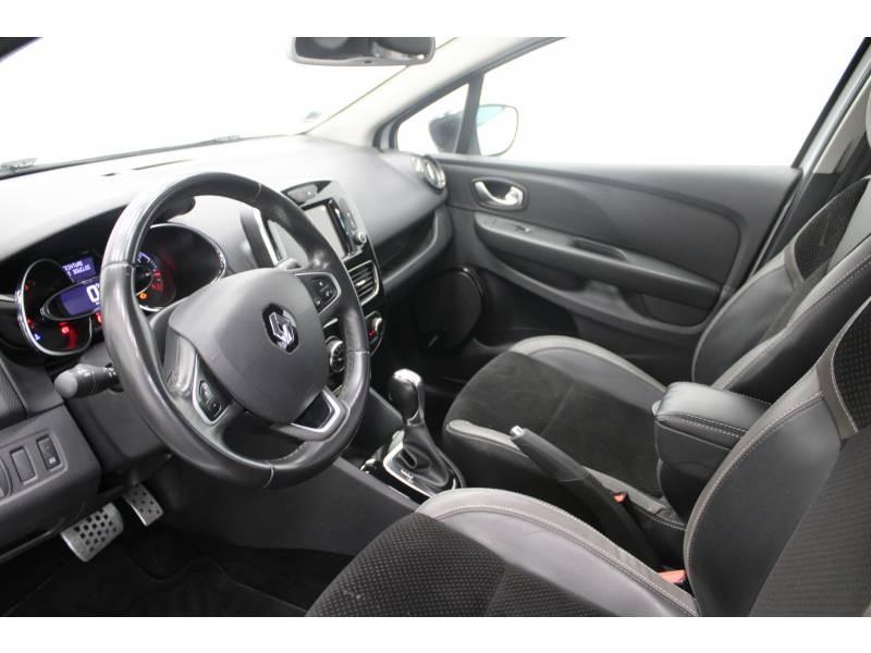 Renault Clio IV dCi 90 Energy Edition One EDC Blanc occasion à LESCAR - photo n°2