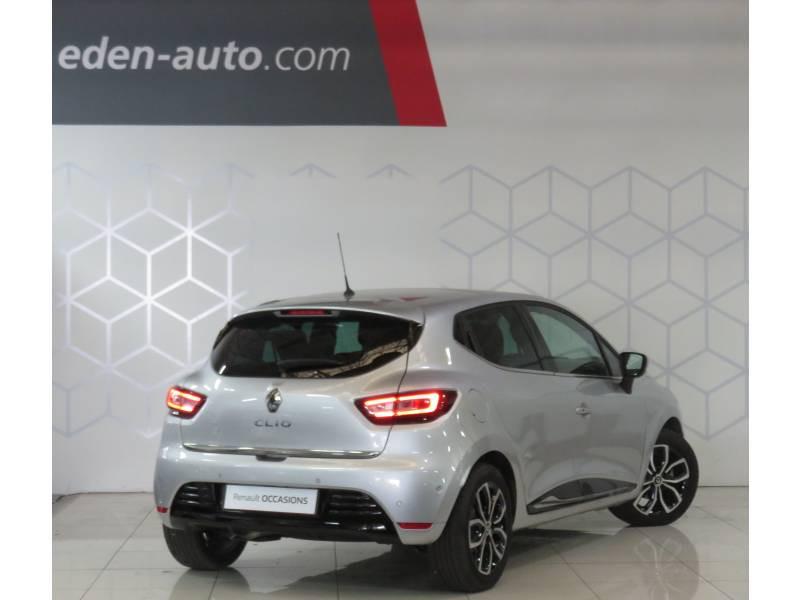 Renault Clio IV dCi 90 Energy Intens EDC Gris occasion à BAYONNE - photo n°2