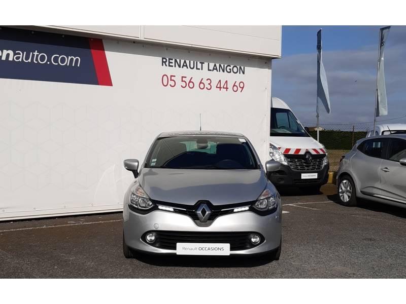 Renault Clio IV dCi 90 Energy Intens Gris occasion à Langon