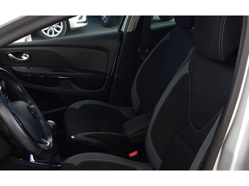 Renault Clio IV dCi 90 Energy Intens Gris occasion à Langon - photo n°7