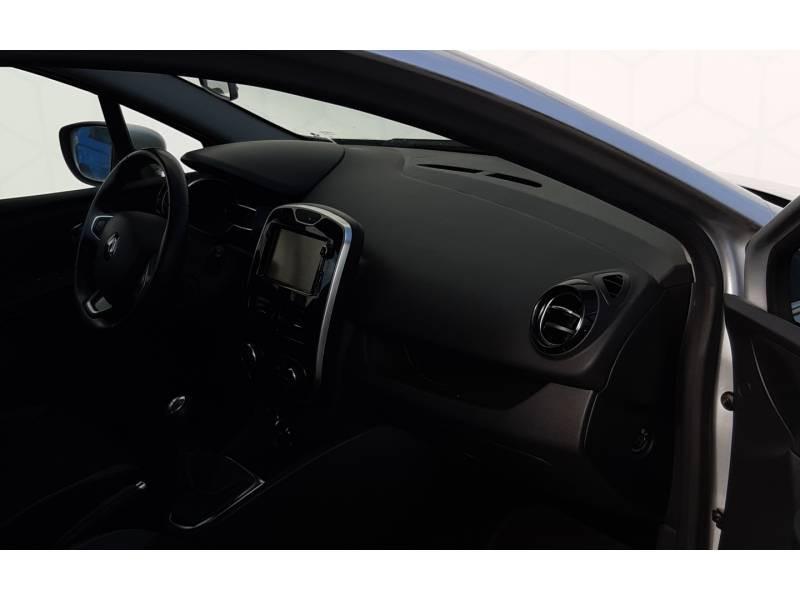 Renault Clio IV dCi 90 Energy Intens Gris occasion à Langon - photo n°9