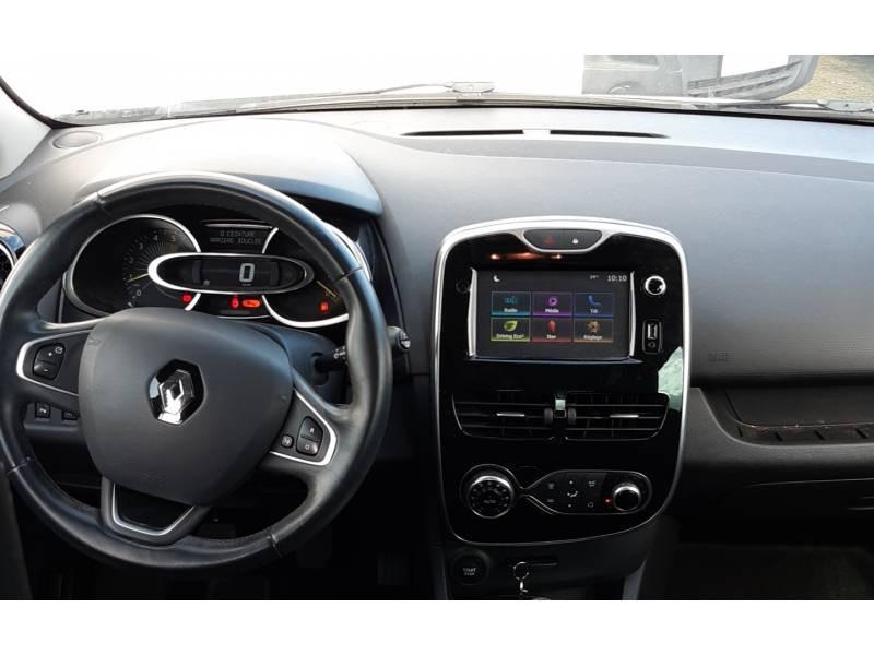 Renault Clio IV dCi 90 Energy Intens Gris occasion à Langon - photo n°8