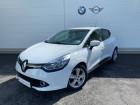 Renault Clio IV dCi 90 Energy Intens Blanc à Brive-la-Gaillarde 19