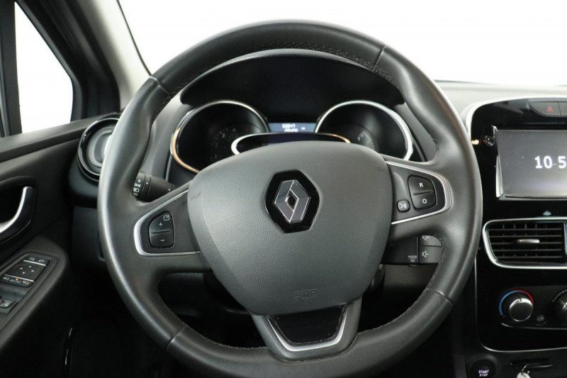 Renault Clio IV dCi 90 Energy Limited Gris occasion à Mérignac - photo n°11