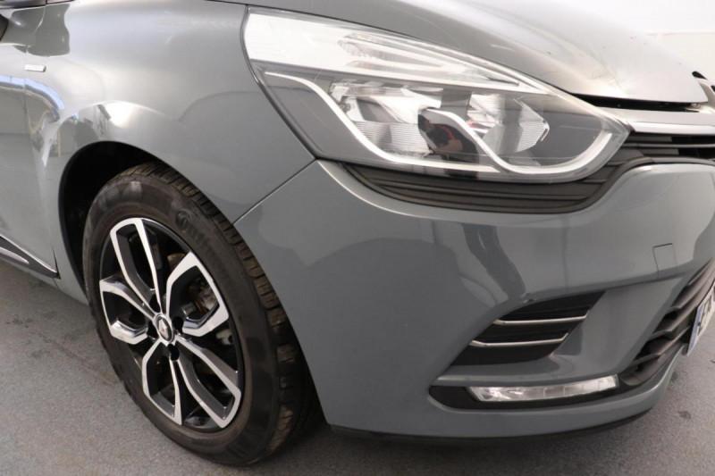 Renault Clio IV dCi 90 Energy Limited Gris occasion à Mérignac - photo n°9