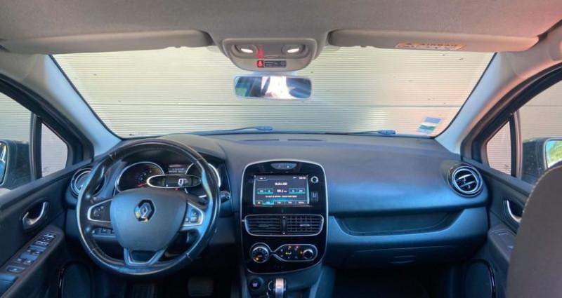 Renault Clio IV Phase 2 5 portes 1.5 dCi FAP EDC 90 cv Boîte auto Gris occasion à Francin - photo n°5