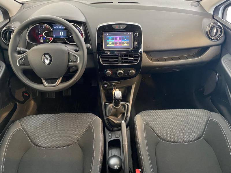 Renault Clio IV SOCIETE DCI 75 ENERGY AIR MEDIANAV  occasion à CONCARNEAU - photo n°3